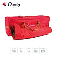 Chaseley of Staffordshire Extra Tough XXL Christmas Tree Bag   Xmas Decorations Storage