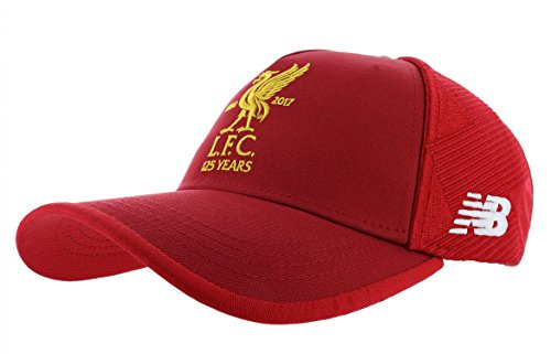 2017-2018 Liverpool Anniversary Cap (Red Pepper)