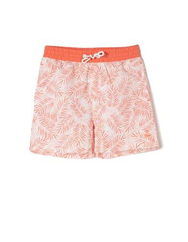 ZIPPY ZB0702_455_5 Bañador, Naranja Coral 1306, Tamaño del Fabricante:13/14 para Niños