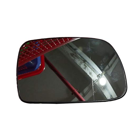 Burco 2852 Flat Driver Side Replacement Mirror Glass for Volvo 240 S90 V90 960 940 1991, 1992, 1993, 1994, 1995, 1996, 1997, 1998