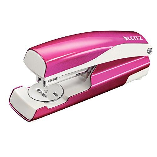 Heftgerät Standard pink metallic