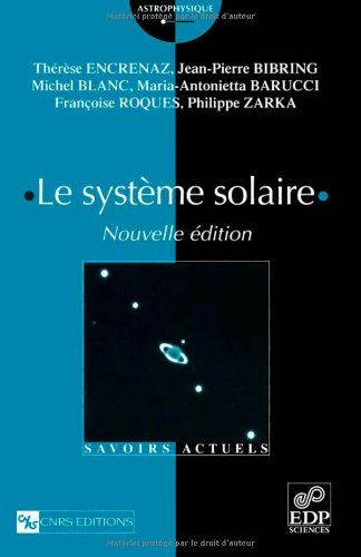 Le système solaire par Collectif