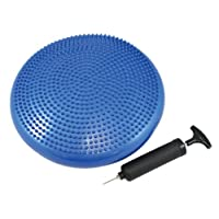 Kabalo BLUE Stability Disc Wobble Cushion Balance Pad with Free Pump Included!