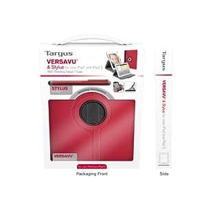 Targus BEU3175-01P Etui + Stylus pour Le Nouvel iPad Rouge