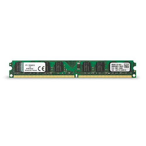 Kingston KTD-DM8400B/2G PC2-5300 Arbeitspeicher 2 GB (667 MHz, 240-polig, 1 x 2 GB) DDR2-SDRAM Kit