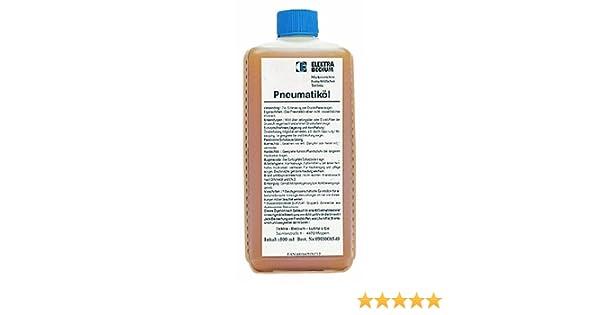 Schlagschrauber Schleifer Erba 1L Druckluft Spezialöl Öl Druckluft für Öler z.B