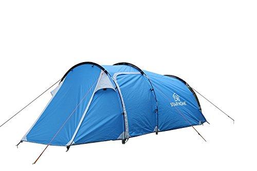 3186ff42716f62 Tenda a tunnel Star Home 2 – 3 persone campeggio escursioni famiglia tende