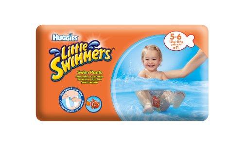 Huggies Little Swimmers Gr.5/6, 2er Pack (2 x 11 Windeln) - 2