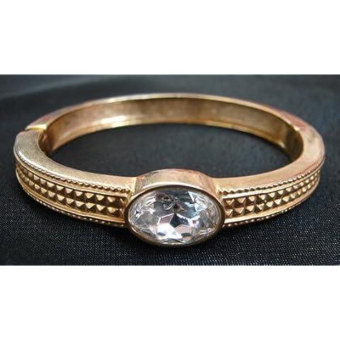 Feng Shui importazione braccialetti di cristallo oro