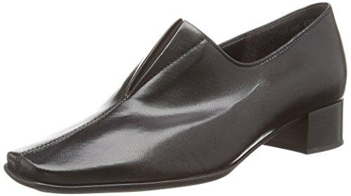 Gabor Prize - Scarpe con Tacco donna Nero (Black Leather)