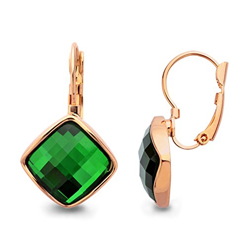 yoursfs-emerald-crystal-leverback-earrings-women-square-drop-earrings-for-evening-party-deep-green-1
