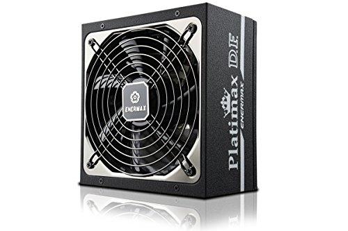 Enermax Platimax D.F. Netzteil, 80+Platin, Full-Modular, 750W (EPF750AWT) - 600w 10 Pin