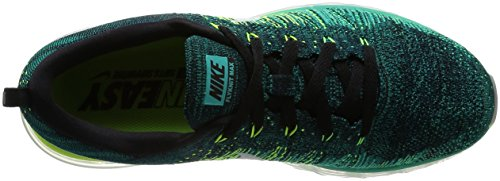 Nike 620469–011, Pour Homme Trail Runnins Sneakers black white clear jade volt 013