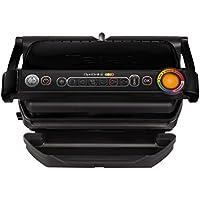 Tefal Optigrill+ Clack edition GC712812 - Plancha de cocina 2000 W, 6 modos de cocción, indicador del progreso, sensor de grosor, bandejas extraíbles, desmontables y aptas para lavavajillas