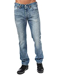 Levi's Herren Jeans 501 Original Straight Fit