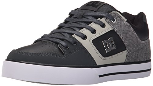 DC Shoes D0301024, Scarpe sportive uomo Grey/Black/Grey