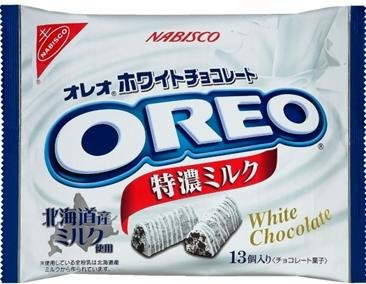 nabisco-japanese-oreo-white-chocolate-355oz-13pc-by-nabisco