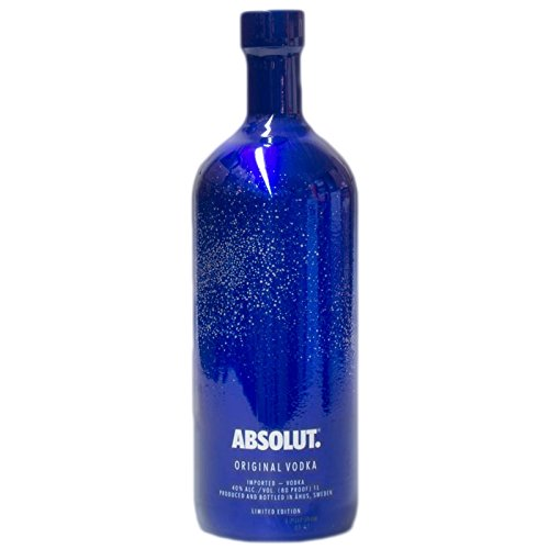 Absolut Vodka Uncover Limited Edition (1 x 1,0 l)