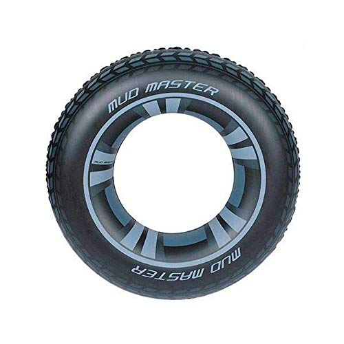 GLOW Inflatable Mud Master Tyre ...