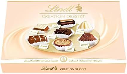 Lindt Création De Dessert Assortiment 400G