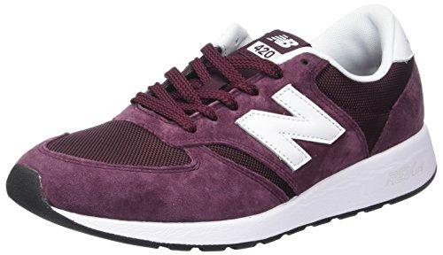 New Balance Men's MRL420 Running Shoes, Red (Burgundy), 10 UK 44.5 EU