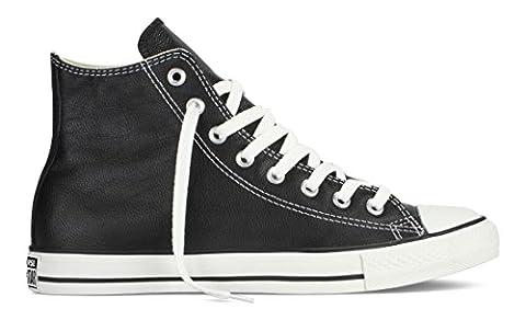 Converse Chuck Taylor Core Lea Hi, Unisex - Erwachsene Sneaker,