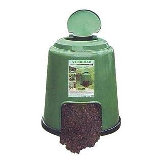410vzFWUySL. SS324  - VERDEMAX 2890280L 80x 80cm Quick Compostiera, Colore: Verde