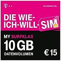 Prepaid Data SIM Card Mobile Internet For Austria with 10Credit