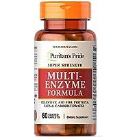 Multi Enzyme Formula super strength 60 Tabletten 13011 preisvergleich bei billige-tabletten.eu