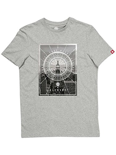 Element Herren T-Shirt Grey Heather