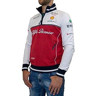 Alfa Romeo Racing Team Sauber Motorsport Herren Sweatshirt, M