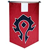 Allianz Badge Banner Allianz Porträt Flagge mit Camp Logo Flagge Langlebige Flagge für Fans Cosplay Dekoration 11.8