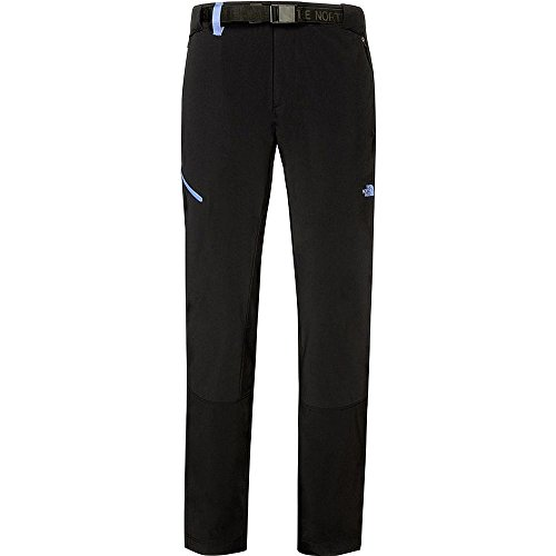 North Face Damen Hose W Speedlight Pants TNF Black, Regular-6 -