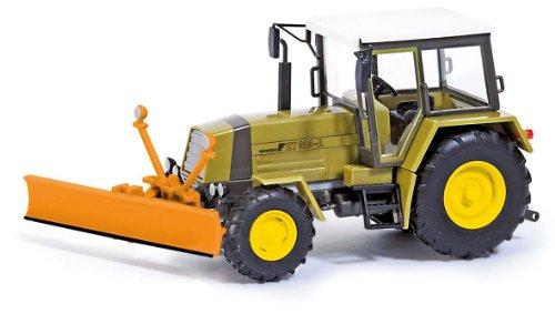 Busch Voitures - BUV95009 - Modélisme - Tracteur - Chasse-Neige