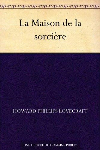 Couverture du livre La Maison de la sorcière