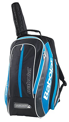 Babolat Rucksäcke Pure Drive Backpack, Blau, 44 x 24 x 33 cm, 26 Liter, 753035-136