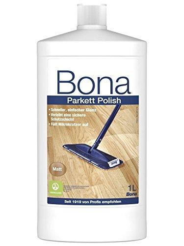 Bona Parkett Polish Matt, Weiß, 1 L