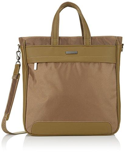 Calvin Klein  - Bolsa de viaje, 46 cm, 31 L, color khaki