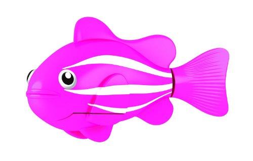 Goliath 32526 Robo-Fisch Pink | Lebensechte Bewegungen, Auf- und Abtauchen | Wasserspaß für Kinder  | elektronisches Wasser-Spielzeug