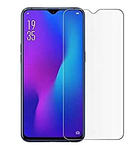Doubledicestore Tempered Glass Screen Guard for Samsung Galaxy m20/m10