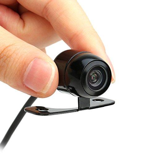 KKMOON Etanche Caméras miniatures HD Mini Arrière de Voiture Caméra de Recul Inverse Système de Stationnement