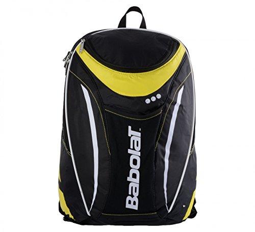 Babolat Rucksack Backpack Club Line, gelb, 45 x 25 x 31 cm, 35 Liter, 753023-113