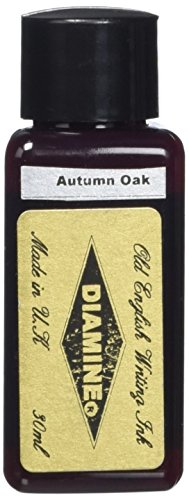 Diamine - Inchiostro per penna stilografica, Autumn Oak 30ml