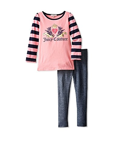 Juicy Couture Juicy Girl (Juicy Couture Mädchen Bekleidungsset 3-6 Monate)