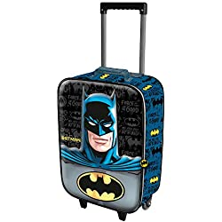 Karactermania Batman Knight-Soft 3D Trolley-Koffer Equipaje Infantil 52 Centimeters 23 (Multicolour)
