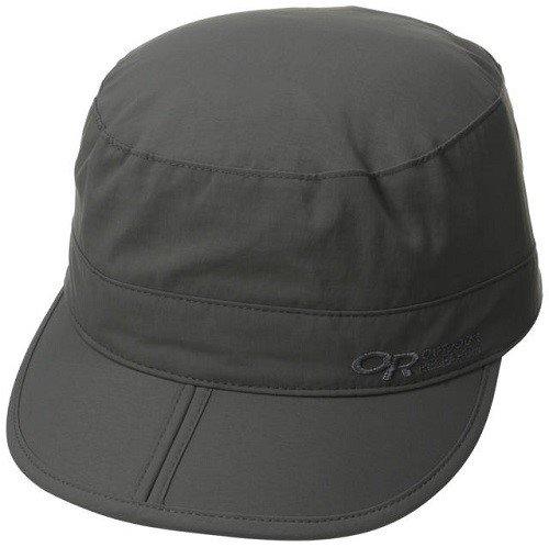 Outdoor Research Radar Pocket Kappe, Farbe Zinn, Größe S (Leinwand Upf 50)