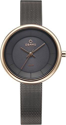 Obaku V206LRVJMJ Reloj de Damas