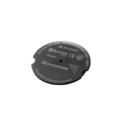 Suunto, Smart Sensor Batterieabdeckung mit O-Ring, Ersatzteil für Suunto Smart Sensor, SS023324000