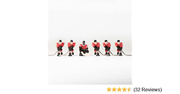 Stiga Edmonton Oilers Tisch Rod Hockey Player