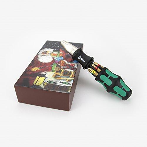 Preisvergleich Produktbild WERA Kraftform Kompakt Weihnachtsedition